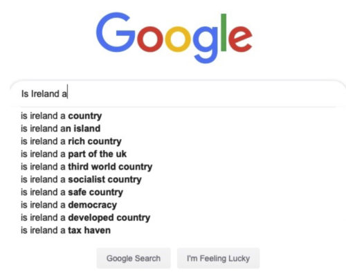 Is Ireland a Vassal State?